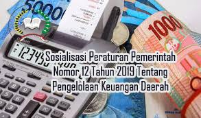 Jadwal Bimtek PP No 12 Tahun 2019