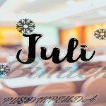 Jadwal bimtek bulan juli