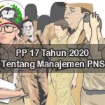 Bimtek PP No 17 Tahun 2020
